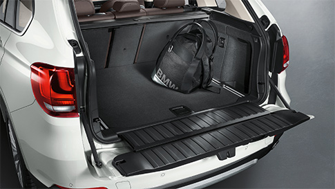 BMW 2 Series boot space